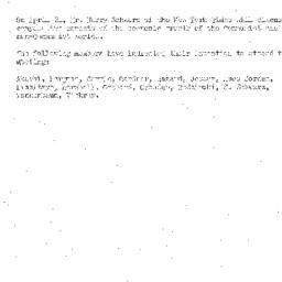 Announcements, 1959-04-07. ...