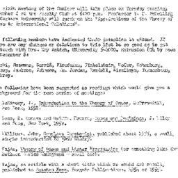 Correspondence, 1959-11-24....