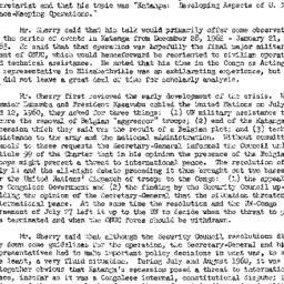 Minutes, 1963-04-30. The Pr...