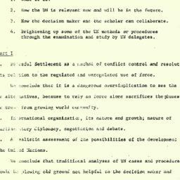 Speaker's notes, 1966-05-04...