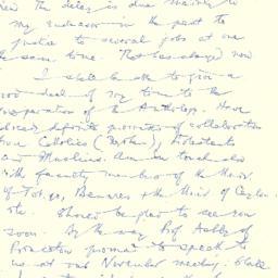 Correspondence, 1956-09-16....