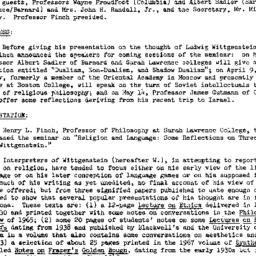 Minutes, 1973-02-12. Studie...