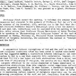 Minutes, 1974-01-14. Studie...