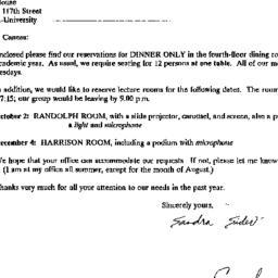 Correspondence, 1991-06-04....