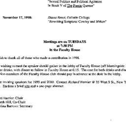 Correspondence, 1998-09-02....