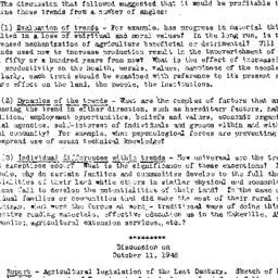 Minutes, 1945-10-04. Rural ...