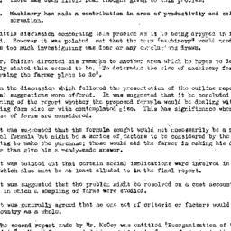 Minutes, 1948-03-11. Rural ...