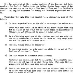 Minutes, 1948-04-15. Rural ...