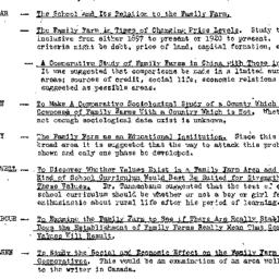 Minutes, 1947-10-30. Rural ...