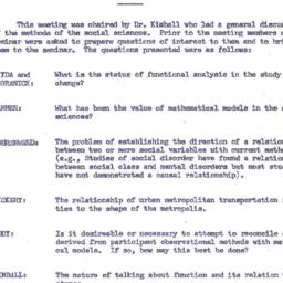 Minutes, 1961-11-09. Conten...