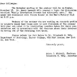 Correspondence, 1963-10-28....