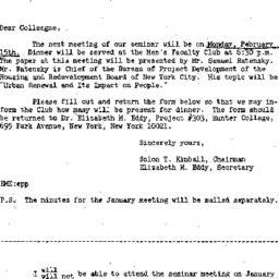 Correspondence, 1965-02-04....