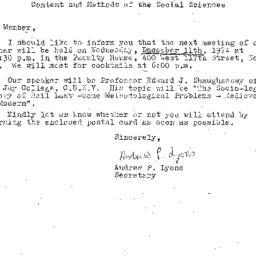 Correspondence, 1974-11-27....