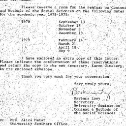 Correspondence, 1979-06-20....