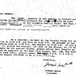 Correspondence, 1986-02-10....