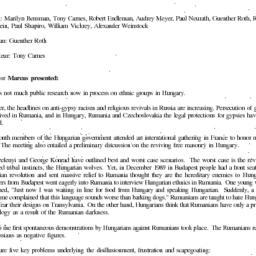 Correspondence, 1994-01-28....