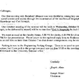 Correspondence, 1996-09-27....