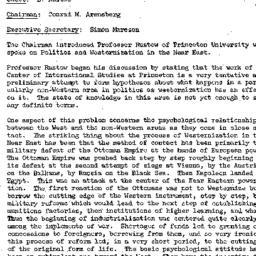 Minutes, 1956-04-03. Develo...