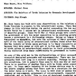 Minutes, 1960-04-05. Develo...
