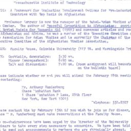 Announcements, 1975-02-18. ...