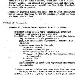 Minutes, 1950-11-20. Eighte...