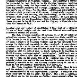 Minutes, 1958-03-10. Higher...