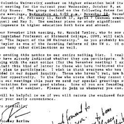 Correspondence, 1975-10-20....