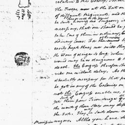 Document, 1775 November 15