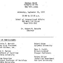 Background paper, 1979-09-2...