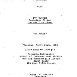 Background paper, 1981-04-2...