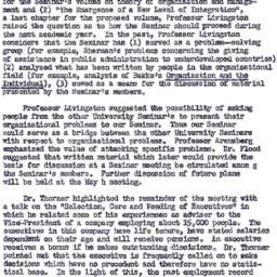 Minutes, 1953-04-20. Organi...