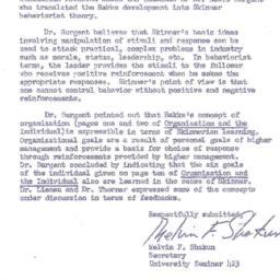 Minutes, 1952-11-17. Organi...