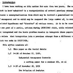 Speaker's paper, 1960-01-22...