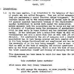 Speaker's paper, 1960-04-27...