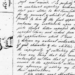 Document, 1790 January 28