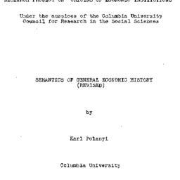 Speaker's paper, 1953-10-26...