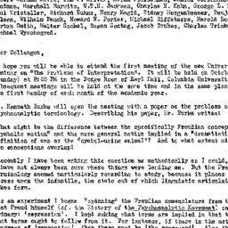 Announcements, 1959-09-25. ...