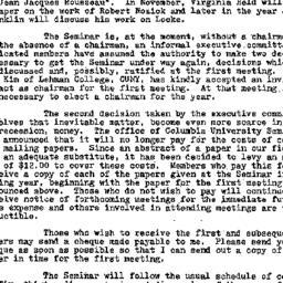 Announcements, 1975-09-24. ...
