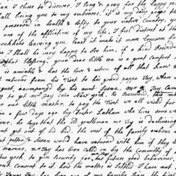 Document, 1782 April 21