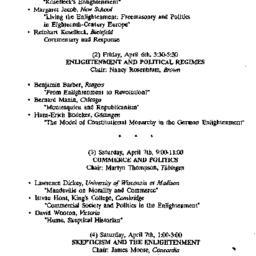 Announcements, 1990-04-06. ...