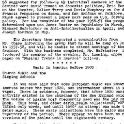 Minutes, 1957-02-20. Americ...