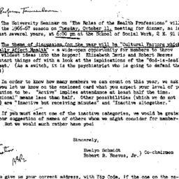 Correspondence, 1966-09-08....