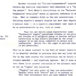 Speaker's paper, 1962-02-05...