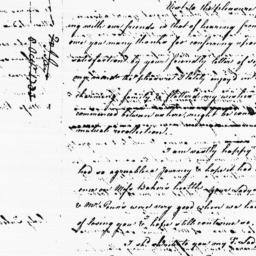 Document, 1783 October 08