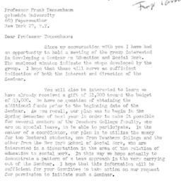 Correspondence, 1955-05-24....