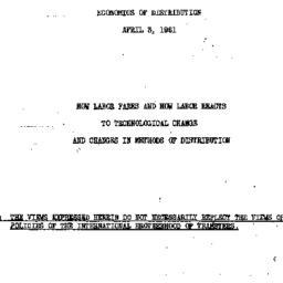 Speaker's paper, 1961-04-03...