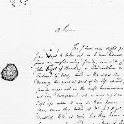 Document, 1795 January 12