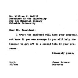 Correspondence, 1970-10-30....