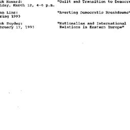 Background paper, 1992-12-0...