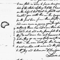 Document, 1777 March 08